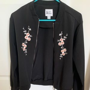 Jules and Leopoldo Embroidery Jacket